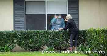 Más de 100 residentes tienen coronavirus en un hogar para adultos mayores de Escondido - San Diego Union-Tribune en Español