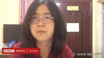 Coronavirus en China: condenan a 4 años de prisión a una periodista que cubrió el inicio del brote en Wuhan - BBC News Mundo