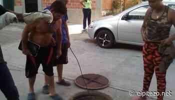 Colapsa sistema de aguas residuales en urbanismo Ciudad Miranda de Charallave - El Pitazo