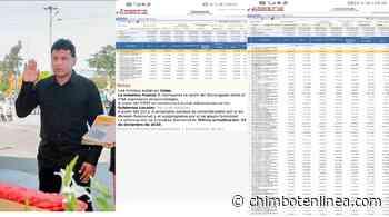 Coishco por segundo año consecutivo es el que registra mayor ejecución del gasto público en Áncash - Diario Digital Chimbote en Línea