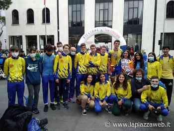 Trebaseleghe, gli atleti di Azzurra Pattinaggio Corsa conquistano Riccione - La Piazza