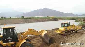 Lluvias en ande de La Libertad incrementa caudal de río Chicama LRND - LaRepública.pe