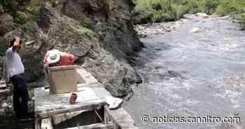 Acueducto de Capitanejo se encuentra abandonado - Canal TRO
