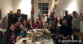 MPP Randy Hillier posts a photo of 15 people in one room celebrating Christmas