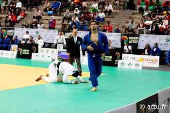 Val-d'Oise. Villiers-le-Bel : le judoka Rémi Feuillet vise les JO de Tokyo - La Gazette du Val d'Oise - L'Echo Régional