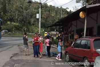 Trabajador muere al ser arrollado por vehículo en Quebrada Honda, Silvania - Noticias Día a Día