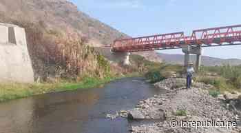 Lambayeque: evalúan los recursos hídricos superficiales del río Zaña LRND - LaRepública.pe
