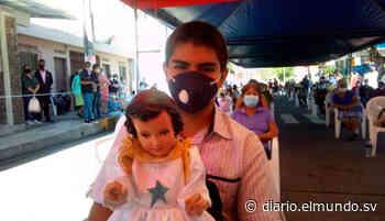 Antiguo Cuscatlán mantiene tradición de los Santos Niños Inocentes a pesar de la pandemia - Diario El Mundo