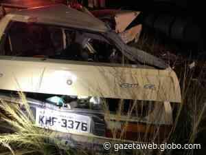 Três pessoas morrem em acidente entre veículos em Joaquim Gomes - Gazetaweb.com
