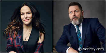 Netflix's Colin Kaepernick Series Adds Mary-Louise Parker, Nick Offerman to Cast - Variety