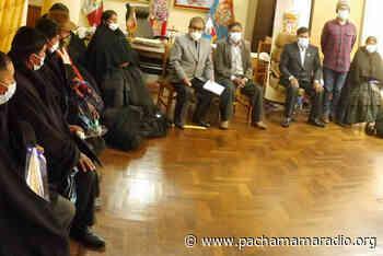 Tenientes gobernadores elegirán junta directiva 2021 en Yunguyo - Pachamama radio 850 AM