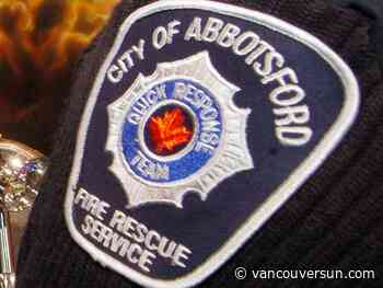 Man, 66, found dead after Abbotsford trailer fire: Police