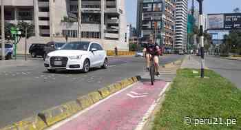 Municipalidad de Reque implementará cuatro kilómetros de ciclovías - Diario Perú21