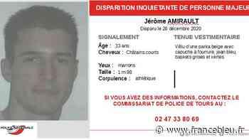 Saint-Pierre-des-Corps : la police lance un appel à témoins pour retrouver un homme de 33 ans - France Bleu