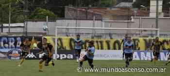 SANTAMARINA 1 - BROWN DE ADROGUE 3   Gran remontada del Tricolor - Mundo Ascenso