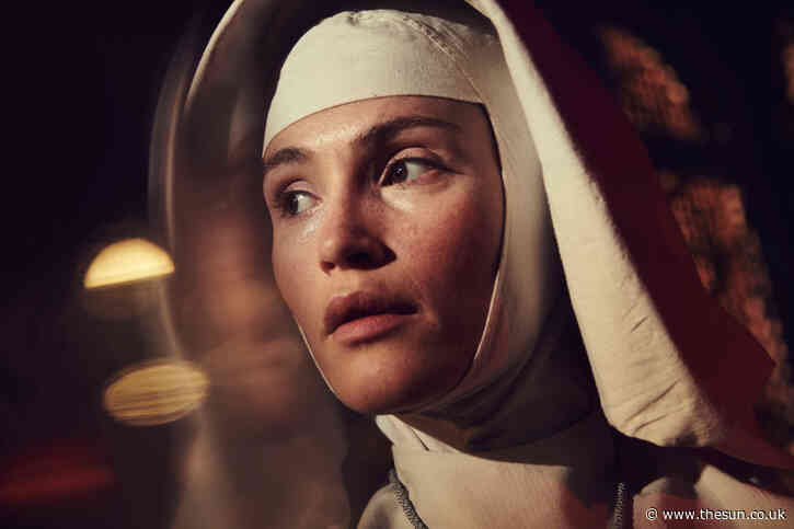 Black Narcissus star Gemma Arterton reveals intense pain she suffered playing uptight nun in BBC drama - The Sun