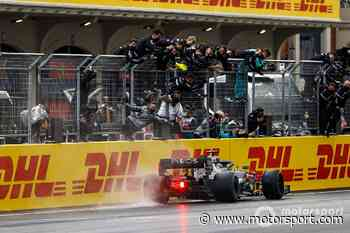 """Hamilton: Turkish GP my """"stand-out performance"""" of F1 2020 - Motorsport"""