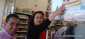 Personero de Simijaca se puso el overol | HSB Noticias - HSB Noticias