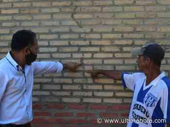 Denuncian pésima construcción de viviendas en Edelira - ÚltimaHora.com