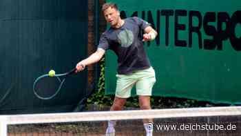 Werder Bremen: Philipp Bargfrede gibt Debüt im Tennis-Punktspiel! - Die DeichStube
