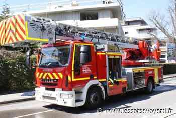 Cran-Gevrier: onze personnes légèrement intoxiquées après un feu de cave - lessorsavoyard.fr