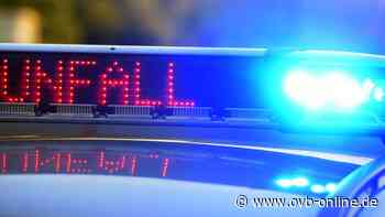 Burgkirchen an der Alz: Glätte wird beim Abbiegen zum Verhängnis: Unfall mit 11.000 Euro Schaden - Oberbayerisches Volksblatt