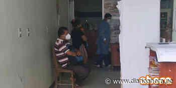 Hospital de Contingencia de Saposoa reanudó atención - DIARIO AHORA