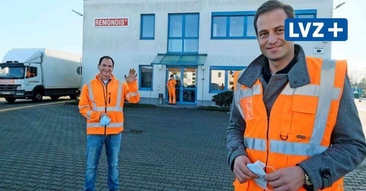 Eilenburg: Wechsel in der Chefetage der Remondis GmbH - Leipziger Volkszeitung