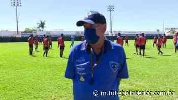 Segundona: Treinador do Osvaldo Cruz comemora sequência de vitórias - Futebolinterior