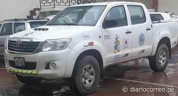 Trabajadora en presunto estado de ebriedad conducía camioneta edil en Tarma - Diario Correo