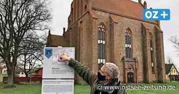 Die Grablege der Fürsten von Rügen in Franzburg - Ostsee Zeitung