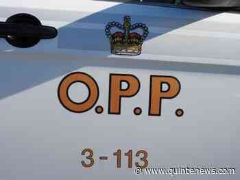 Short chase ends in serious charges near Madoc - Quinte News