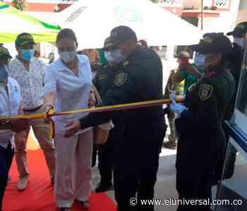 Inauguran y entregan nueva estación de Policía en Santiago de Tolú - El Universal - Colombia