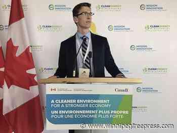 Oak Bluff resident given national environmental acclaim - Winnipeg Free Press
