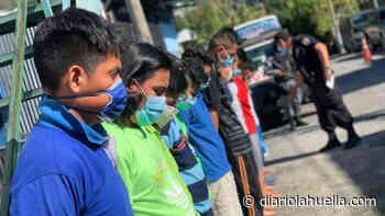 Plan Control Territorial golpea pandillas en Panchimalco - Diario La Huella