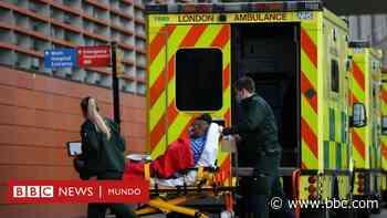 "Coronavirus en Reino Unido: la ola de casos ""sin precedentes"" que azota al país - BBC News Mundo"
