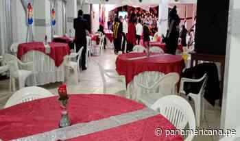 Cerro de Pasco: intervienen a más de 120 personas que participaban en fiesta de promoción   Panamericana TV - Panamericana Televisión