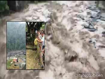 Tras emergencia por creciente del río Guabas, en Ginebra y Guacarí hay nuevas dificultades en el servicio de acueducto - TuBarco