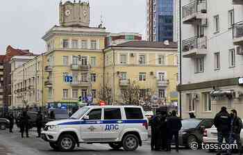 Two law enforcement officers killed in shooting in Russia's Grozny - TASS