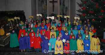 Aktion: Sternsingen in Simmerath – aber sicher - Aachener Nachrichten