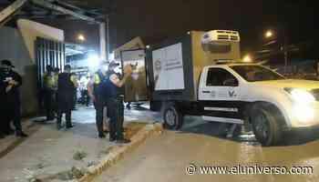Con varios disparos asesinaron a un hombre en Puerto Bolívar - El Universo