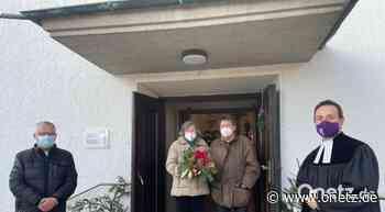 Seit 30 Jahren Mesner-Ehepaar in Hirschau und Schnaittenbach - Onetz.de