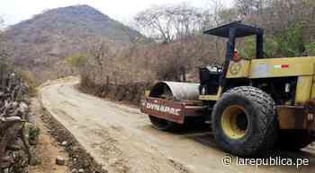 Lambayeque: invierten S/ 17 millones para mejorar vías rurales en Ferreñafe | LRND - LaRepública.pe