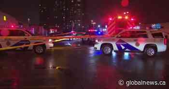 Man dead after being hit by vehicle in Toronto's east end: police