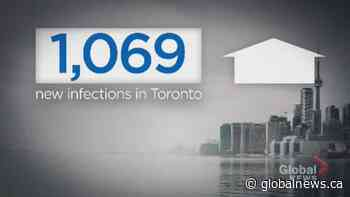 Ontario sees record number of COVID-19 infections