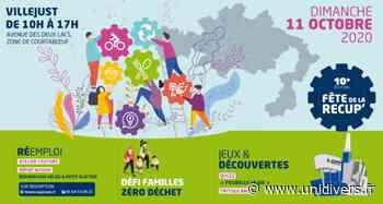 Fête de la récup' par le SIOM Espace pédagogique du SIOM Villejust - Unidivers