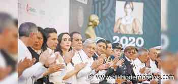Anuario: Entregan 15 obras en Anenecuilco - Diario de Morelos