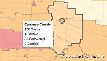 Camrose County COVID-19 update - Bashaw Star