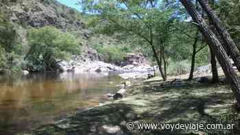 La Paisanita, un oasis de paz a orillas del río Anisacate - Voy de VIaje