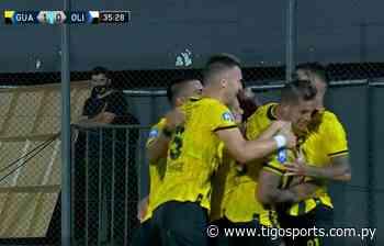 Maná y el 1-0 para Guaraní en la gran final - Tigo Sports